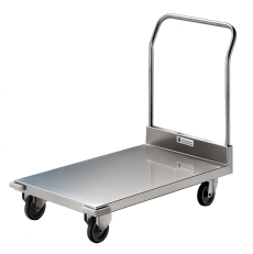 Carrello porta derrate AISI304 - mm. 550×1070×930